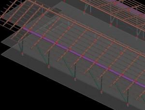 BNSF model 1